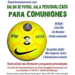 balon-futbol-sala-personalizado-para-cumunion-nombre-fecha-imagen-nike-football-x-menor
