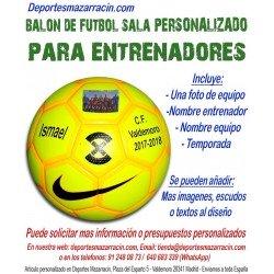 balon-futbol-sala-personalizado-para-entrenadores-imagen-foto-nombre-equipo-fecha-temporada-nike-football-x-menor