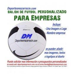Balon Futbol PERSONALIZADO Para Empresas nike Logotipo imagen Nombre