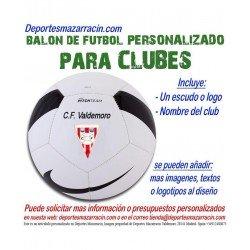 Balon Futbol PERSONALIZADO Para clubes nike Logotipo escudo Nombre pitch SC3166-100