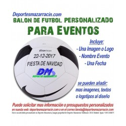 Balon Futbol PERSONALIZADO Para Evento nike Logotipo imagen Nombre fecha pitch SC3166-100