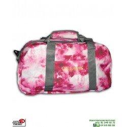 Bolsa Gimnasio Mujer John Smith OCEANIC Rosa B18104-017 deporte