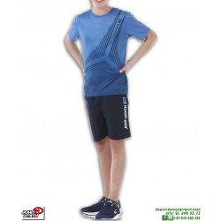 Conjunto Camiseta + Short Junior John Smith BUGARET Azul