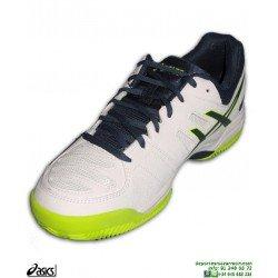 Deportiva Asics GEL PADEL PRO 3 SG Suela Espiga Hombre E511Y-0149