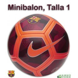 Mnibalon Futbol FC BARCELONA Nike Skills Football Burdeos-Naranja SC3120-625 Grabar nombre