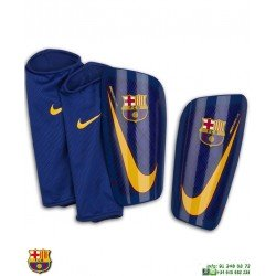 Espinillera FC BARCELONA Nike MERCURIAL LITE Marino SP2112-422 proteccion espinilla