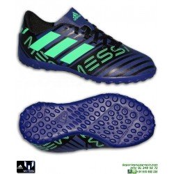 Adidas NEMEZIZ MESSI TANGO Niño azul Zapatilla Futbol Turf CP9219