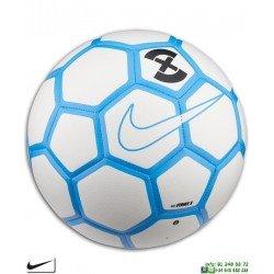 Balon Futbol Sala Nike Skrike X Football Blanco-Azul SC3093-101