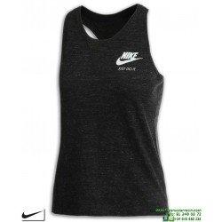 Camiseta Tirantes Chica Nike SPORTWEAR VINTAGE Gris Vigore