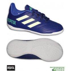 Adidas PREDATOR Niño TANGO 18.4 Marino Zapatilla indoor CP9104