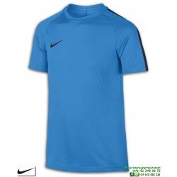 Camiseta Deporte Junior NIKE DRY ACADEMY TOP Poliester DRI FIT Azul 832969-470 manga corta