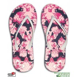 Chancla Mujer John Smith PUXA Sandalia Estampado de rosas