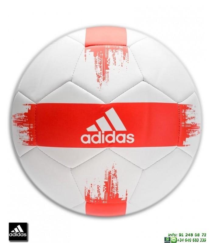 dcea551b273aa Balon de Futbol ADIDAS EPP 2 Blanco-Naranja CW5354 personalizar