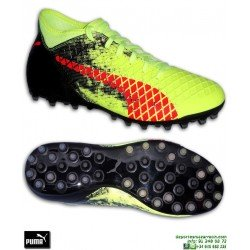 PUMA FUTURE 18.4 Bota Futbol Griezmann MG 104341-01 hierba artificial