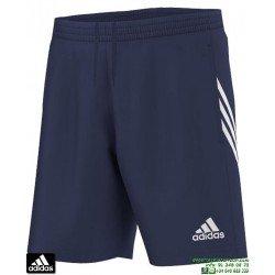 Pantalon Corto ADIDAS deporte SERE 14 TRG SHORT Azul marino clima lite
