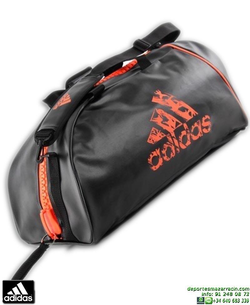 Adidas Convertible Bolsa Artes Negro Para Rojo Deporte Marciales qC1IB