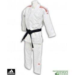 Kimono Judo ADIDAS CONTEST J650 Judogi Blanco