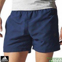 Pantalon Corto ADIDAS ESS CHELSEA Azul Marino S17594 climalite Tactel short tenis padel