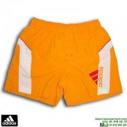 Bañador ADIDAS BS SHORT SL Naranja 635979 hombre playa piscina