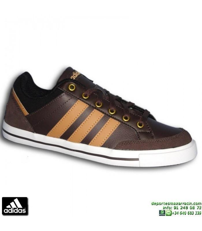 brand new f04f6 d154d Sneakers Clasica ADIDAS CACITY NEO Marron AW4974 hombre zapatilla