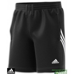 Pantalon Corto Niño ADIDAS SERE14 TRG SH Y Negro D82943 junior