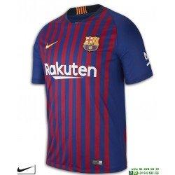 Camiseta FC BARCELONA 2018-2019 1ª Equipacion Oficial Nike