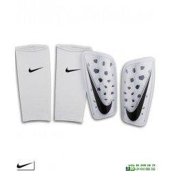 Espinillera Nike MERCURIAL LITE Blanco-Negro SP2120-101