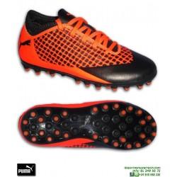 PUMA FUTURE 2.4 Niños Griezmann Naranja bota Futbol tacos MG 104847-02