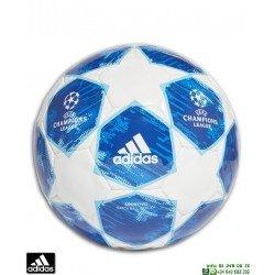 Balon CHAMPIONS LEAGUE 2018-19 ADIDAS FINALE Sport blanco azul CW4132 personalizar