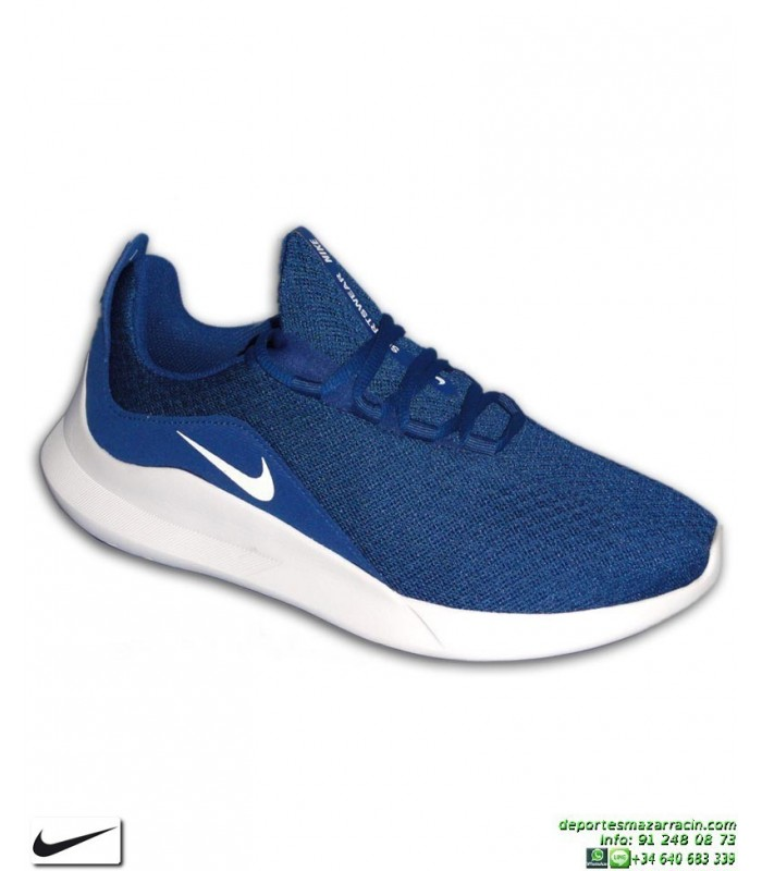 buy online d18c8 3c9ea Sneaker Nike VIALE Azul Royal Hombre zapatilla deportiva AA2181-400