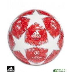 Balon Futbol REAL MADRID Rojo-Blanco ADIDAS Oficial CW4140 personaliza