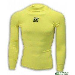 Camiseta Termica Amarilla ROX Gold Hombre