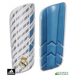 Espinillera REAL MADRID ADIDAS PRO LITE Blanca BS4195 proteccion espinilla