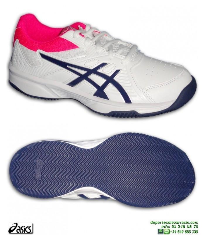 zapatos padel mujer asics