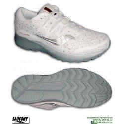 Saucony RIDE ISO 10 Zapatilla Running Neutra Blanca S20444-40 hombre Correr