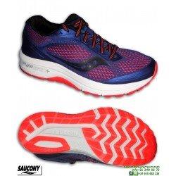 Saucony CLARION Zapatilla Running Neutra Azul S20447-35 hombre