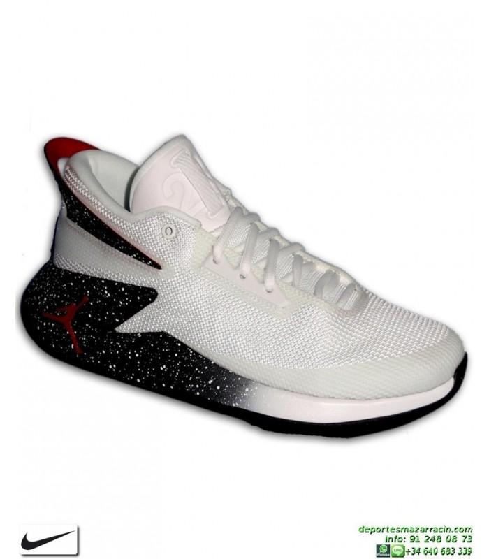 213786f1f9e NIKE JORDAN FLY LOCKDOWN Bota Baloncesto Hombre Blanca AJ9499-100 basket