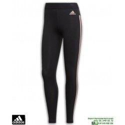 Malla Pantalon Mujer ADIDAS ESS 3S TIGHT Negro-Rosa DI0114