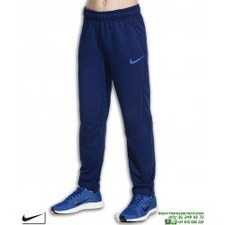 Pantalón Chandal Chico NIKE TRAINING PANTS Azul Marino junior 856168-478 poliester
