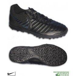 Nike TIEMPO LEGEND 7 Negra Zapatilla Fútbol Turf AH7248-001 suela hierba artificial