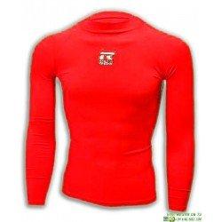 Camiseta Termica roja ROX Gold junior 38208.003 manga larga niño futbol atletismo tenis