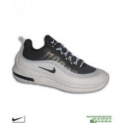 Zapatilla Nike AIR MAX AXIS PREMIUM Gris Camara de Aire