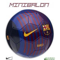 Minibalon de Futbol FC BARCELONA Azulgrana Nike SC3329-455 Skills Football poner nombre