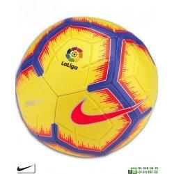Balon Futbol de la Liga 2018-2019 AMARILLO Nike STRIKE LFP SC3313-710