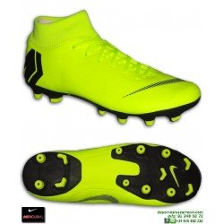 Nike MERCURIAL SUPERFLY 6 ACADEMY Amarillo Bota Futbol Calcetin FG/MG CR7 cristiano ronaldo cr7 neymar