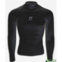 Camiseta Termica negra ROX Gold junior 38208.001 manga larga