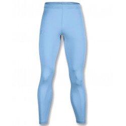 Malla Larga Pitillo Lycra Futbol Azul Celeste Multideporte atletismo correr running happy dance 228