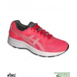 Zapatilla Running Mujer ASICS JOLT 2 Rosa 1012A151-700 deporte chica
