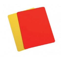 TARJETAS roja-amarilla