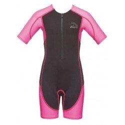 Neopreno natacion de niña y bebe aqua sphere rosa